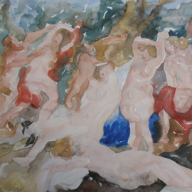 Playing With Rubens , John Sims