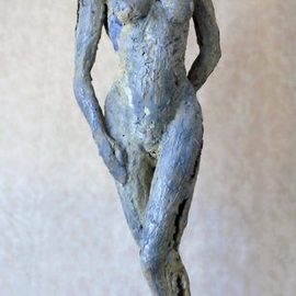 James Johnson: 'metis', 2019 Other Sculpture, Figurative. Artist Description: archetype, nude, female, beauty, dance, erotic, fantasy, figurative, mystical, meditation, mythology, new age, spiritual, nudes ...