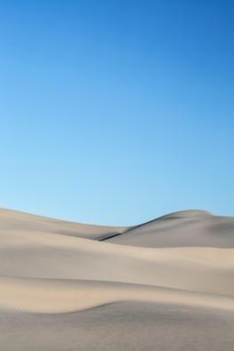 Artist: Jon Glaser - Title: Desert Calm - Medium: Color Photograph - Year: 2013