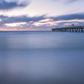 Moving along the Pier By Jon Glaser