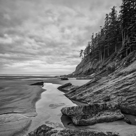 Jon Glaser Artwork Soul without Color, 2012 Black and White Photograph, Landscape