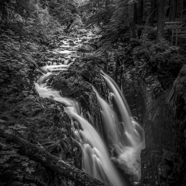 Jon Glaser Artwork Sound of Strength, 2015 Black and White Photograph, Landscape
