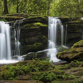 Three Falls in Tremont