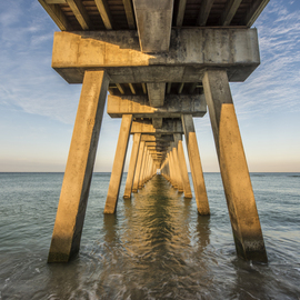 Venice Below The Pier, Jon Glaser