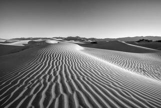 Jon Glaser Artwork Waves in the distance, 2012 Black and White Photograph, Landscape