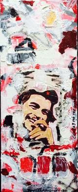 Artist: Jorge Schultz - Title: Viva Cigars - Medium: Acrylic Painting - Year: 2014