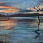 Tinaroo Sunset No 4, Eve Jorgensen