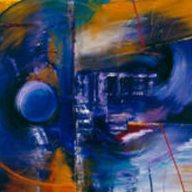 Joseph Hanson Artwork 97 008, 2003 Giclee, Abstract