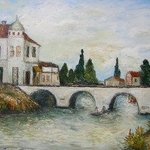 Bridge in Vukovar By Jovica Vucinic