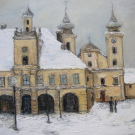 Winter In Tvrdja, Jovica Vucinic