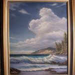 California Seascape By Joseph Porus