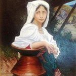 Girl At the Well By Joseph Porus
