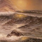 Golden Swell By Joseph Porus
