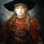 Rembrandt Returns By Joseph Porus
