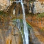 calf creek falls By Jill Sneidman