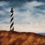 Cape Hatteras lighthouse By Judyta Bil