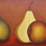 Two and a half pears By Judyta Bil