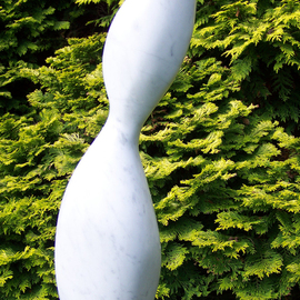 Julia Cake Artwork Snow Bird, 2015 Stone Sculpture, Animals