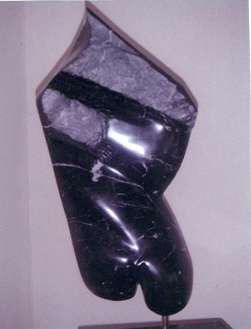 Julia Cake: l embrasse I, 2006 Stone Sculpture