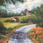 The road home By Julie Van Wyk