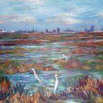 martinez marshlands By Julie Van Wyk