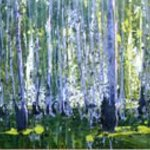 birch grove By Anastasiya Kachina