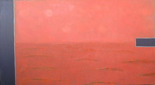 - artwork TWO_SHIPS-1301089477.jpg - 1999, Painting Oil, undecided