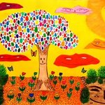 tree of the jelly bean By Neal Alicakos