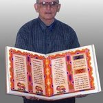 Artistic Passover Book By Asher Kalderon
