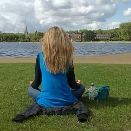 Kensington Gardens Meditation