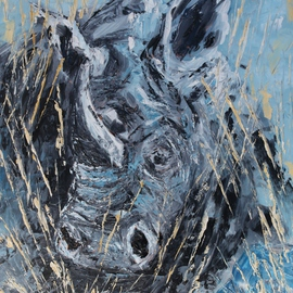 White Rhino, Willem Petrus Kallmeyer