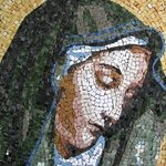 Mother Mary Icon, Ivan Kanchev