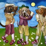 Cool Dogz Like Golf, Aleksandr Trachishin