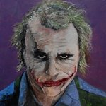 Joker Heath Ledger By Kao Kabre