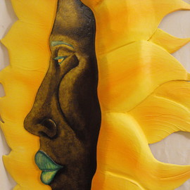 Sun Flower, William Nelson