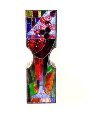 Hana Kasakova Artwork In vino veritas, 2015 In vino veritas, Floral
