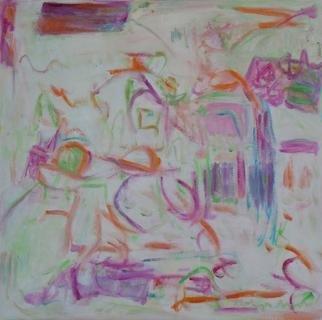 Artist: Kathryn Arnold - Title: Organic Life - Medium: Oil Painting - Year: 2014