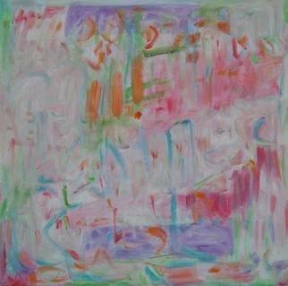 Artist: Kathryn Arnold - Title: Pastel Set 1 - Medium: Oil Painting - Year: 2014