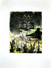 - artwork it_all_comes_down_to_this_number_2-1285535752.jpg - 2010, Printmaking Monoprint, Figurative