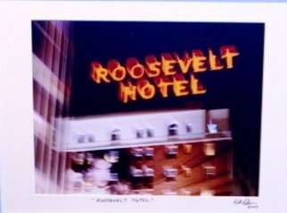 Katrina Olson: 'Roosevelt Hotel', 2008 Other Photography, Architecture.