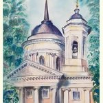 a144 church in balashikha By Natalia Kavolina