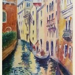 canal in venice no 14 By Natalia Kavolina