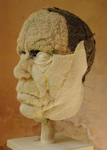 - artwork Self_portrait-1347803524.jpg - 2012, Sculpture Other, Figurative