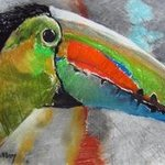 One Toucan By Ken Hillberry