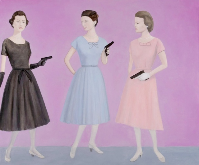Kenn Zeromski Three Graces 2008