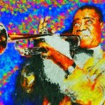 Louis Pops Armstrong, Kevin Rogerson