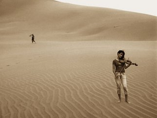 Mir Kian Roshannia: 'Passion of Life', 2009 Other Photography, Conceptual. Artist Description:  Sence of life in Desert ...