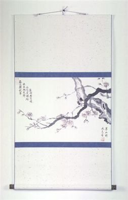 Kichung Lizee Artwork Plum Blosson I, 2001 Plum Blosson I, Culture