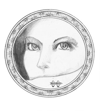 Tanja Dorosh Artwork Eye Ya, 2008 ,