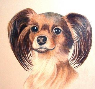 Diane Kopczeski Artwork Travis, 2009 Pencil Drawing, Animals